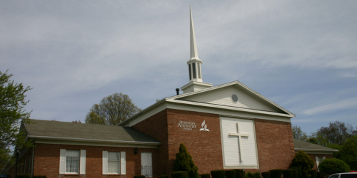 Akron First Church